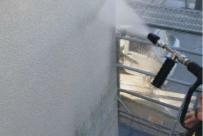 壁面高圧洗浄