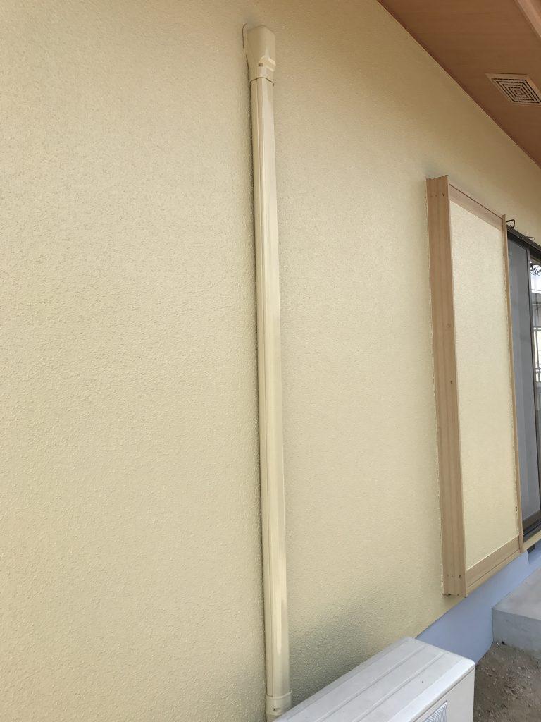 【外壁塗装工事】お気に入りだった新築当時の外観に