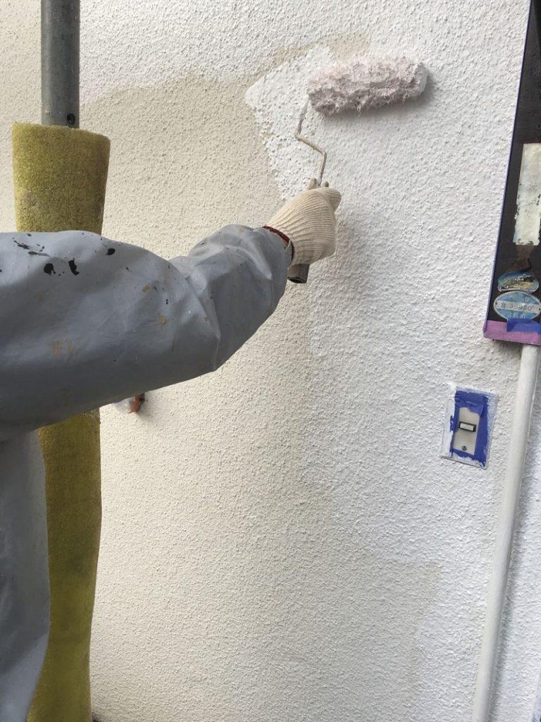 外壁・付帯物塗装工事+ウッドデッキ、波板、樋交換工事