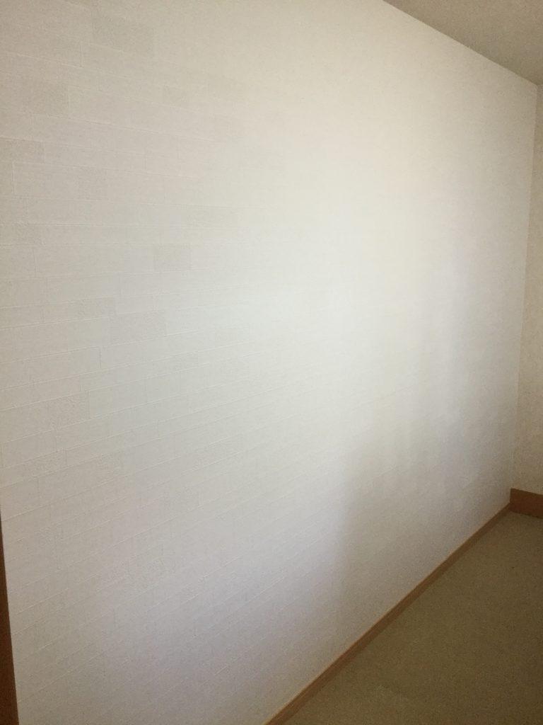 【内装リフォーム工事】間仕切り壁で子ども部屋を2部屋に