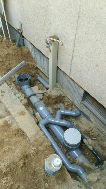 排水問題解消