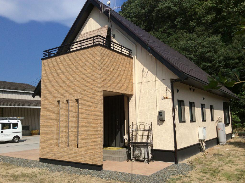 外壁塗装・屋根塗装・2階ベランダ増築