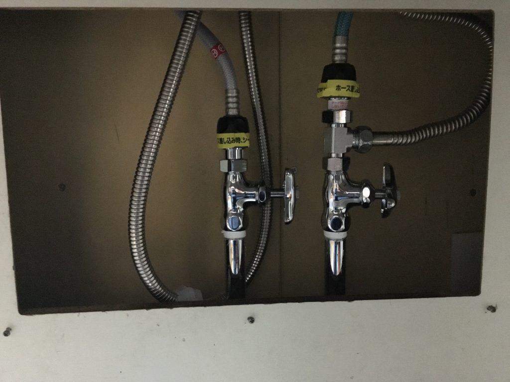 止水栓交換も承っています!