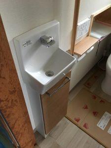 トイレ工事②