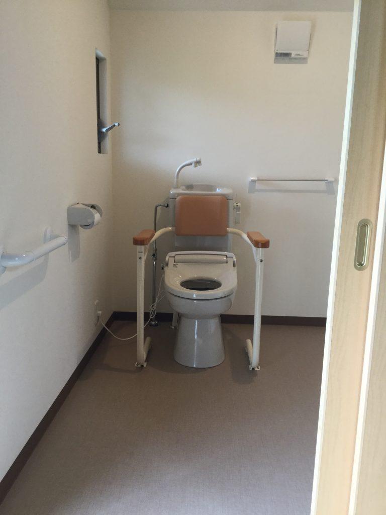 【トイレリフォーム工事】一人でも安全に使用できるトイレに介護リフォーム
