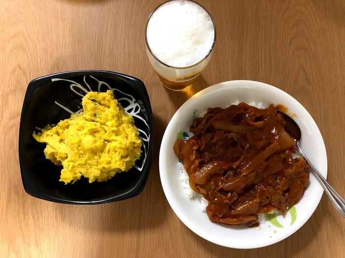 夕食作り11