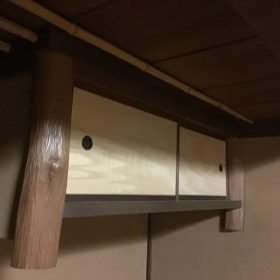 岡山  リフォーム工事 築100年の和室