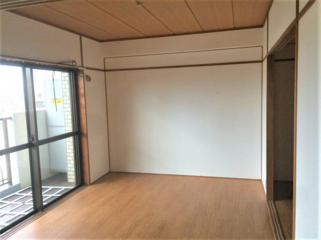 マンション畳床・壁など内装をリフォーム