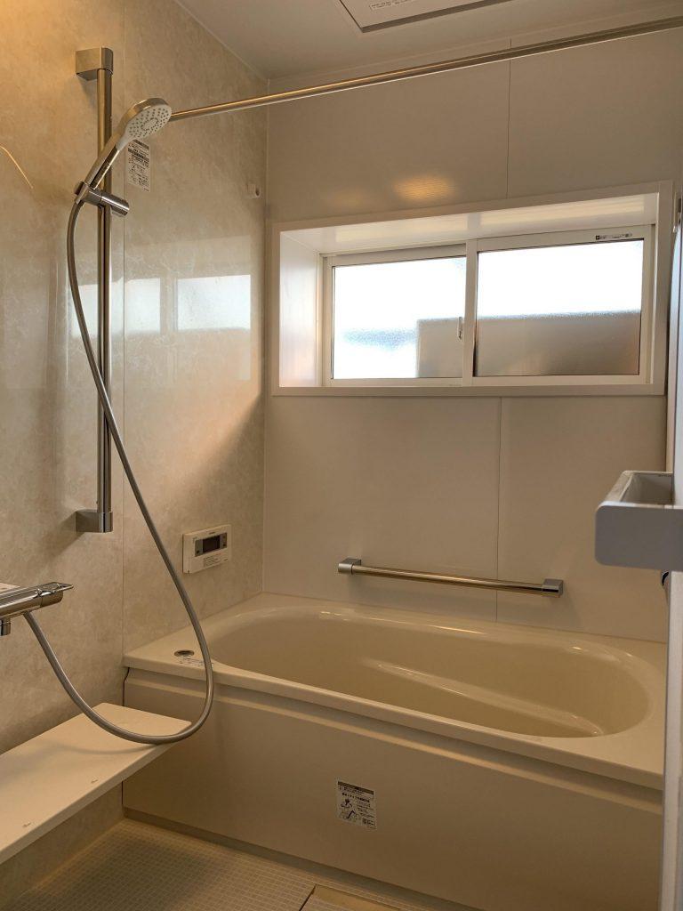 【浴室改修工事】お孫さんも大喜びのあったかお風呂へ。