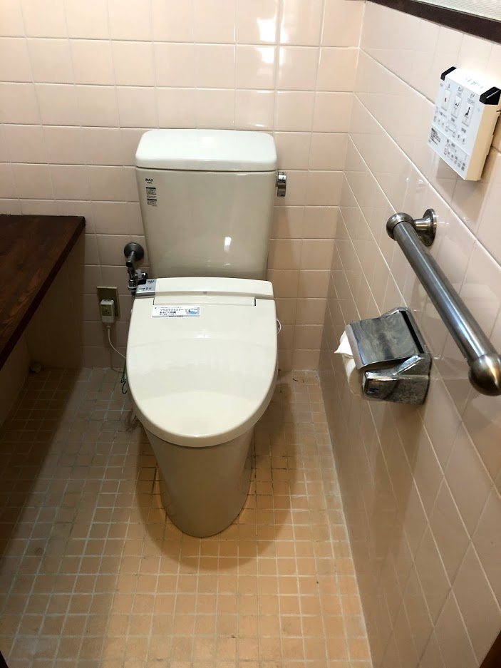 【トイレ交換】取付が半日⁉即日施工できます!