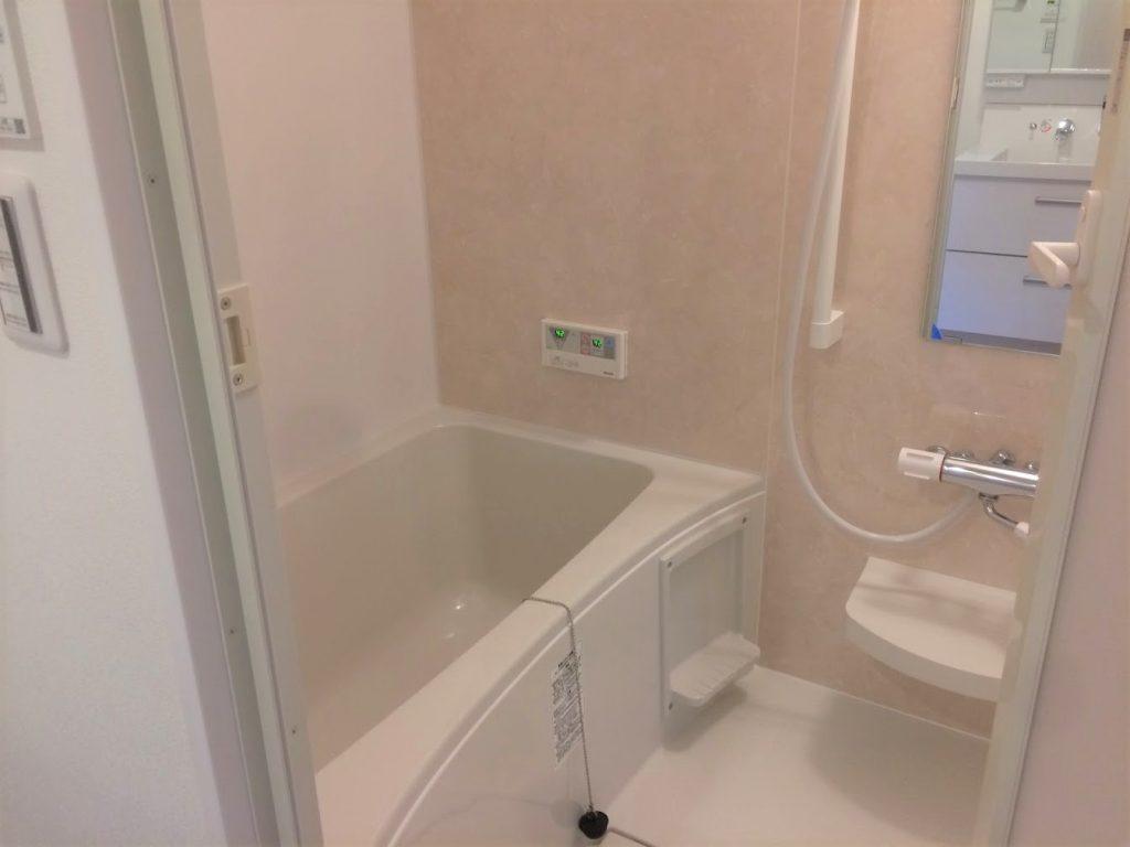 【浴室交換】マンション風呂は傷みにくいが、交換で快適さが変わる