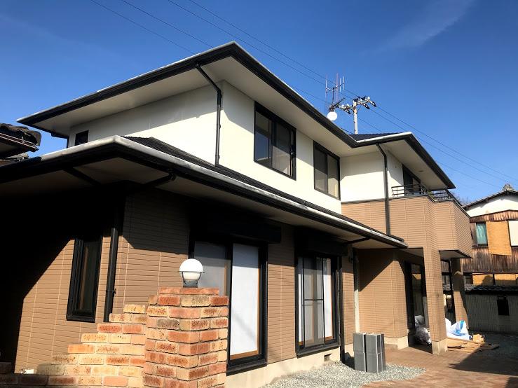 【中古住宅 外装・外構工事】馴染みのあるお家の外観を、リフレッシュ改装!