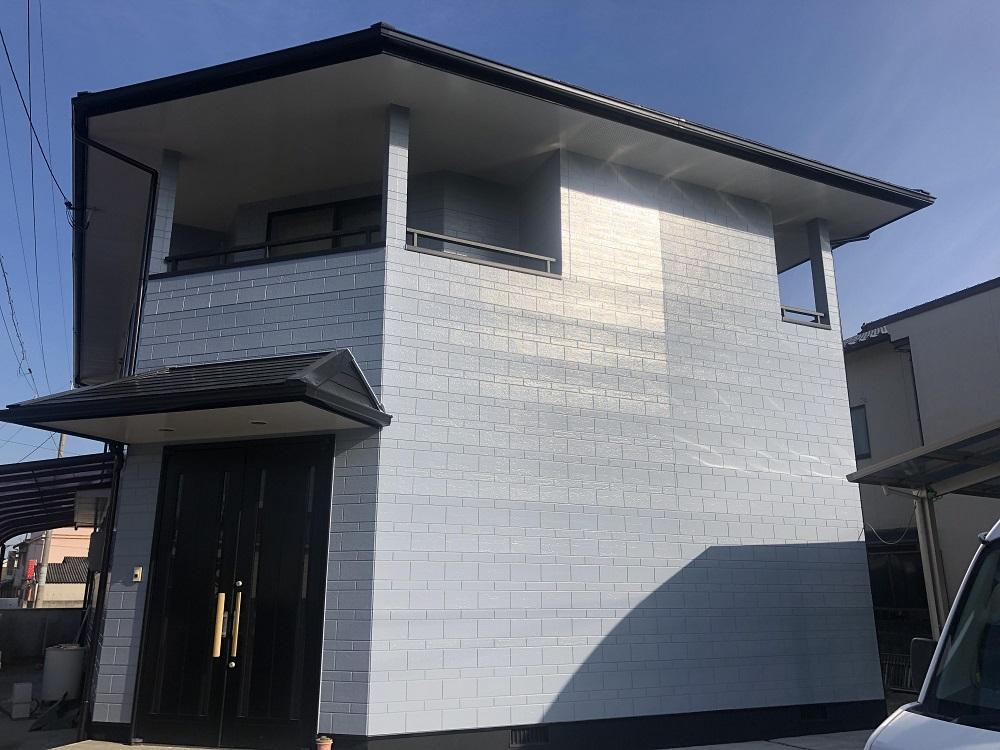高耐久塗料で20年安心できる外壁と屋根へ♪