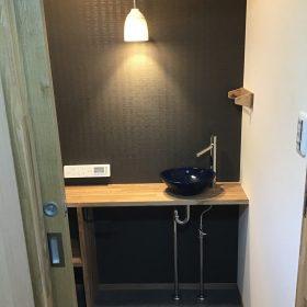 岡山 リノベーション トイレ改修工事