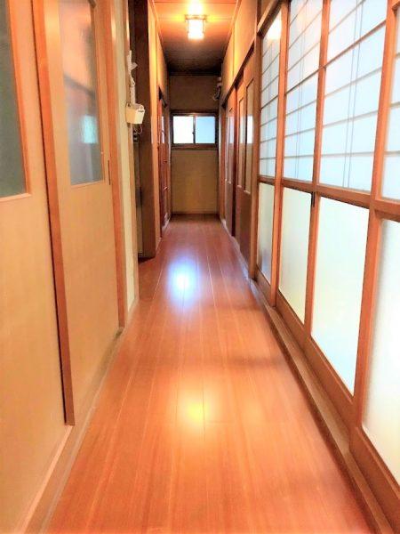 廊下を歩くのが楽しみなりました。