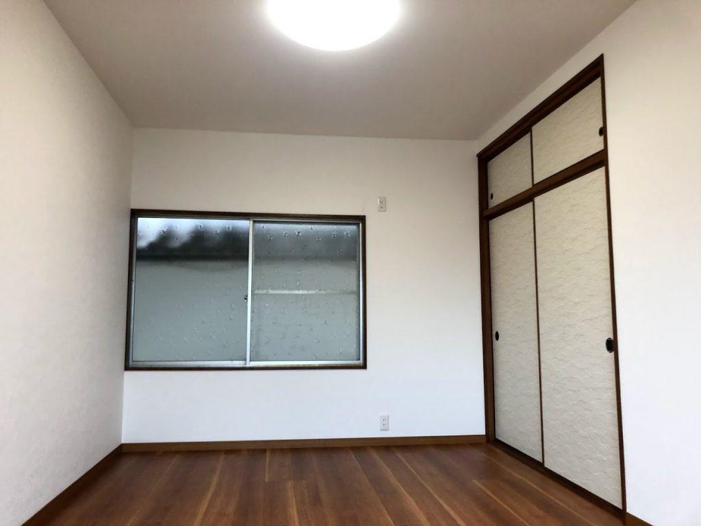 【和室⇒洋室工事①】お部屋の雰囲気が大変身!気持ちの良い空間へ