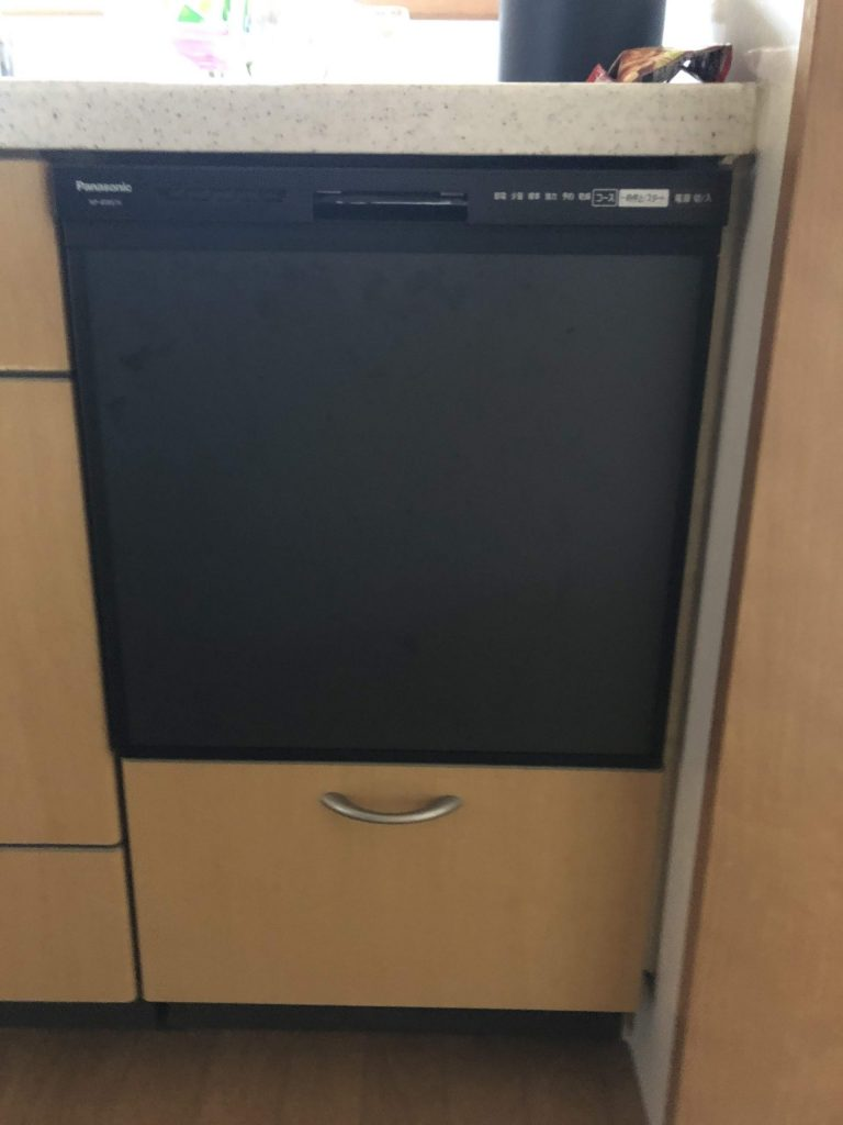 ビルトインタイプの食洗機交換できます!