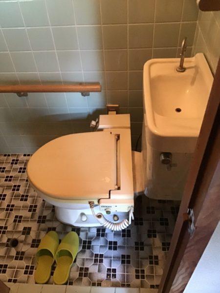 トイレ交換をさせて頂きました!