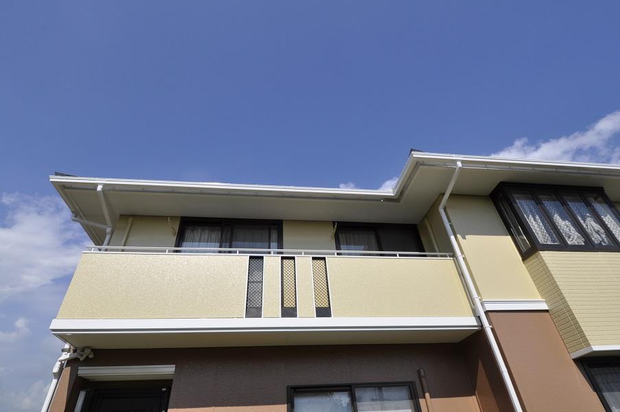 【外壁塗装】光り輝くお家に ~高耐久のムキコート~