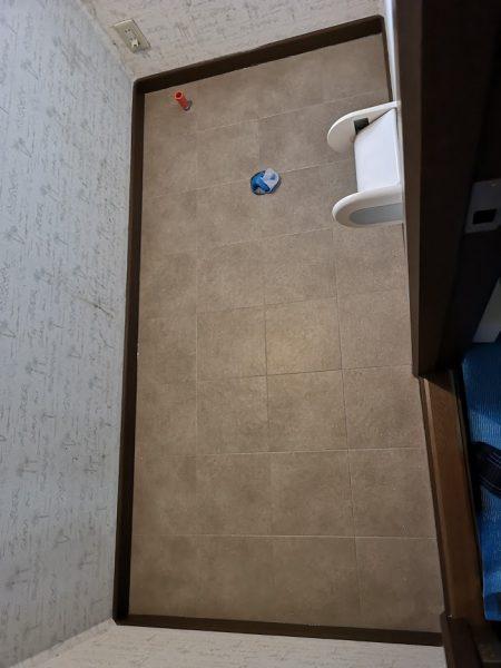 トイレのリフォームを行いました!②