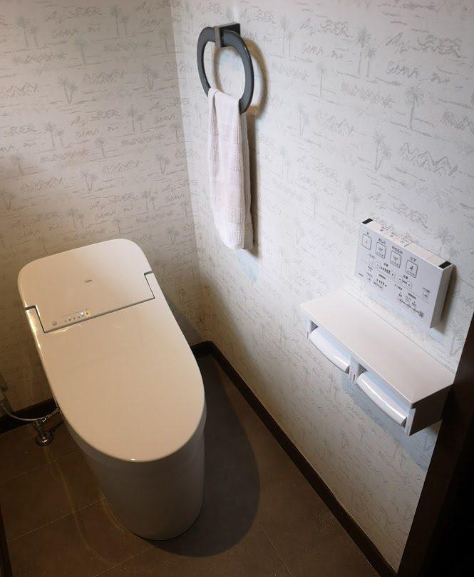 【トイレ交換】一体式トイレですっきり!