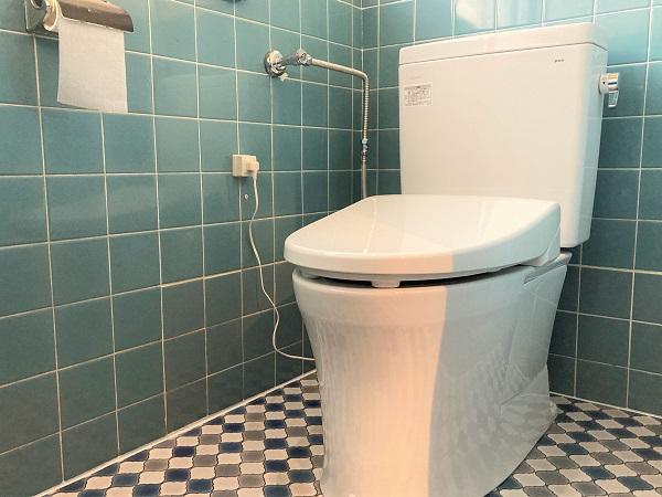 来客の方にも喜んでお使いいただけるトイレへ