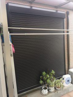 窓シャッターで防犯・防音対策!