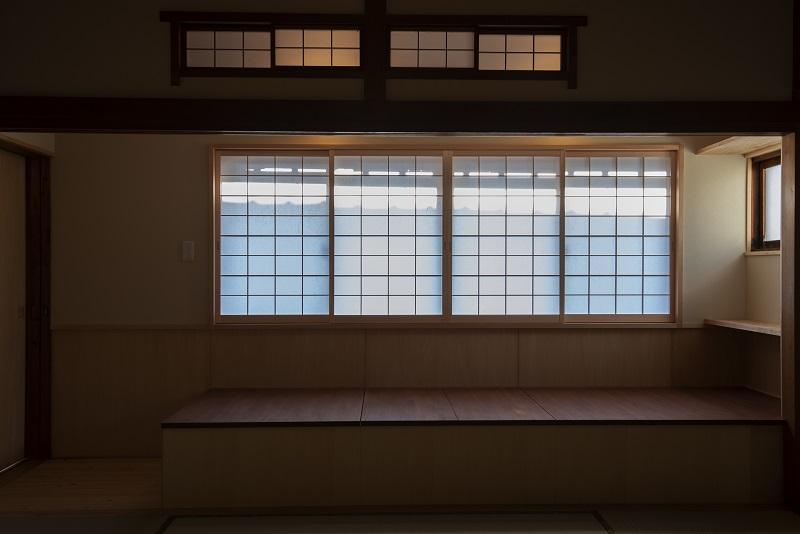 【和室改修】3世代くつろぎの空間
