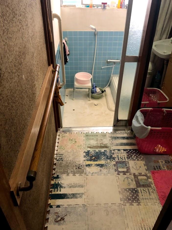 【お風呂リフォーム】ポカポカお風呂でゆっくり時間!