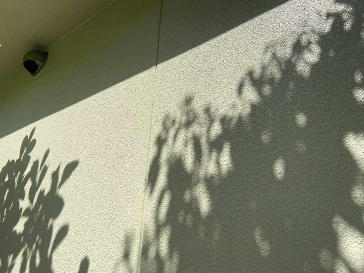 外壁塗装の仕上がり