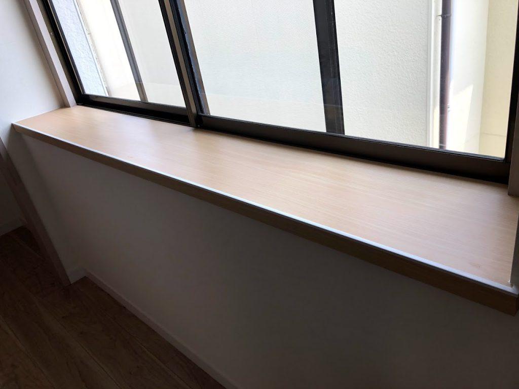 窓枠カバー工法